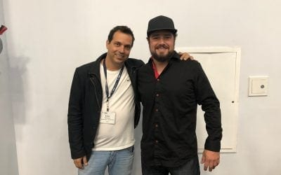Monarch President Robert Beadles talking with co-founder of Bancor, Eyal Hertzog about the current state of the blockchain industry.
