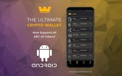 Android Wallet Now Supports All ERC-20 Tokens