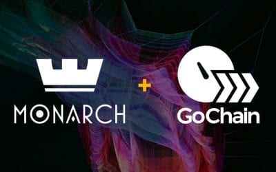 GoChain (GO) Users Can Now Use The Monarch Wallet