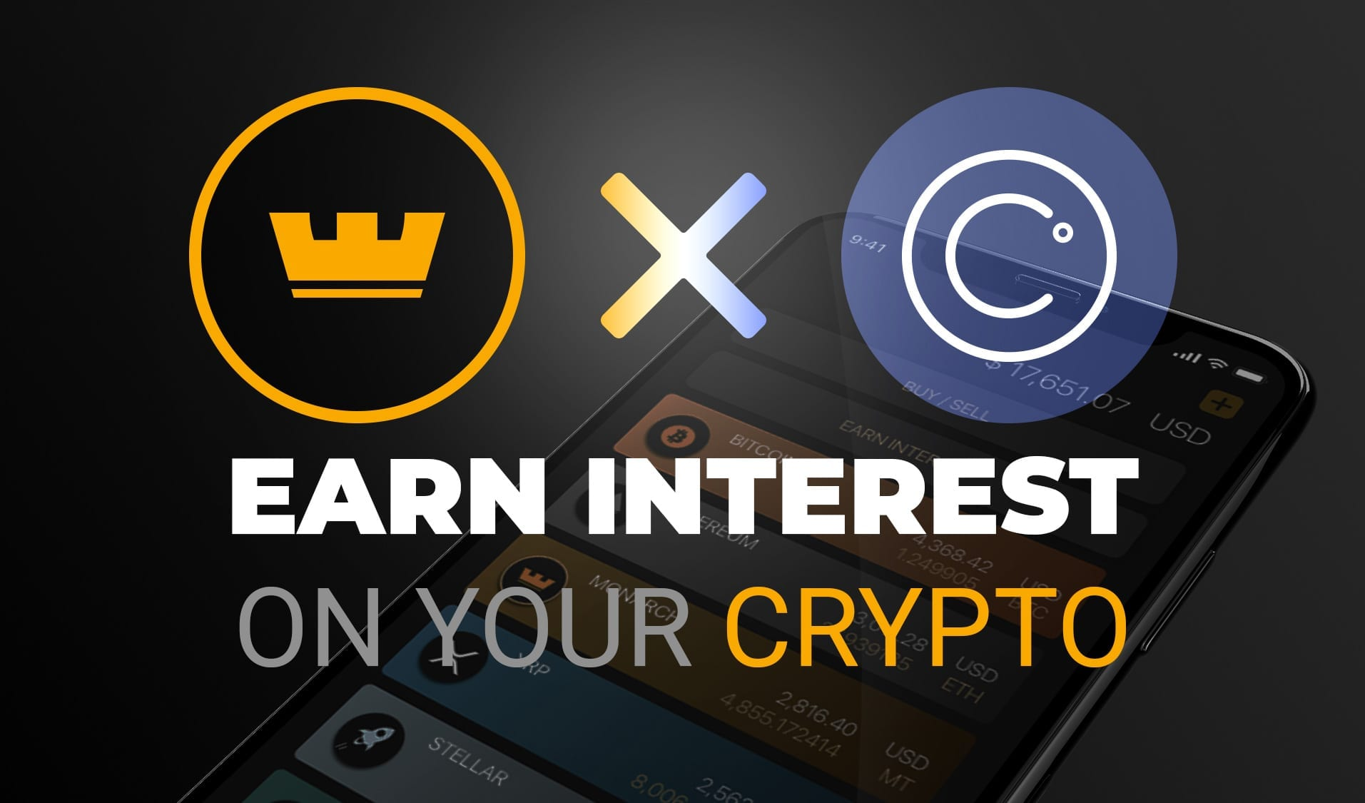 Celsius partners with Monarch to enable in-wallet interest earning