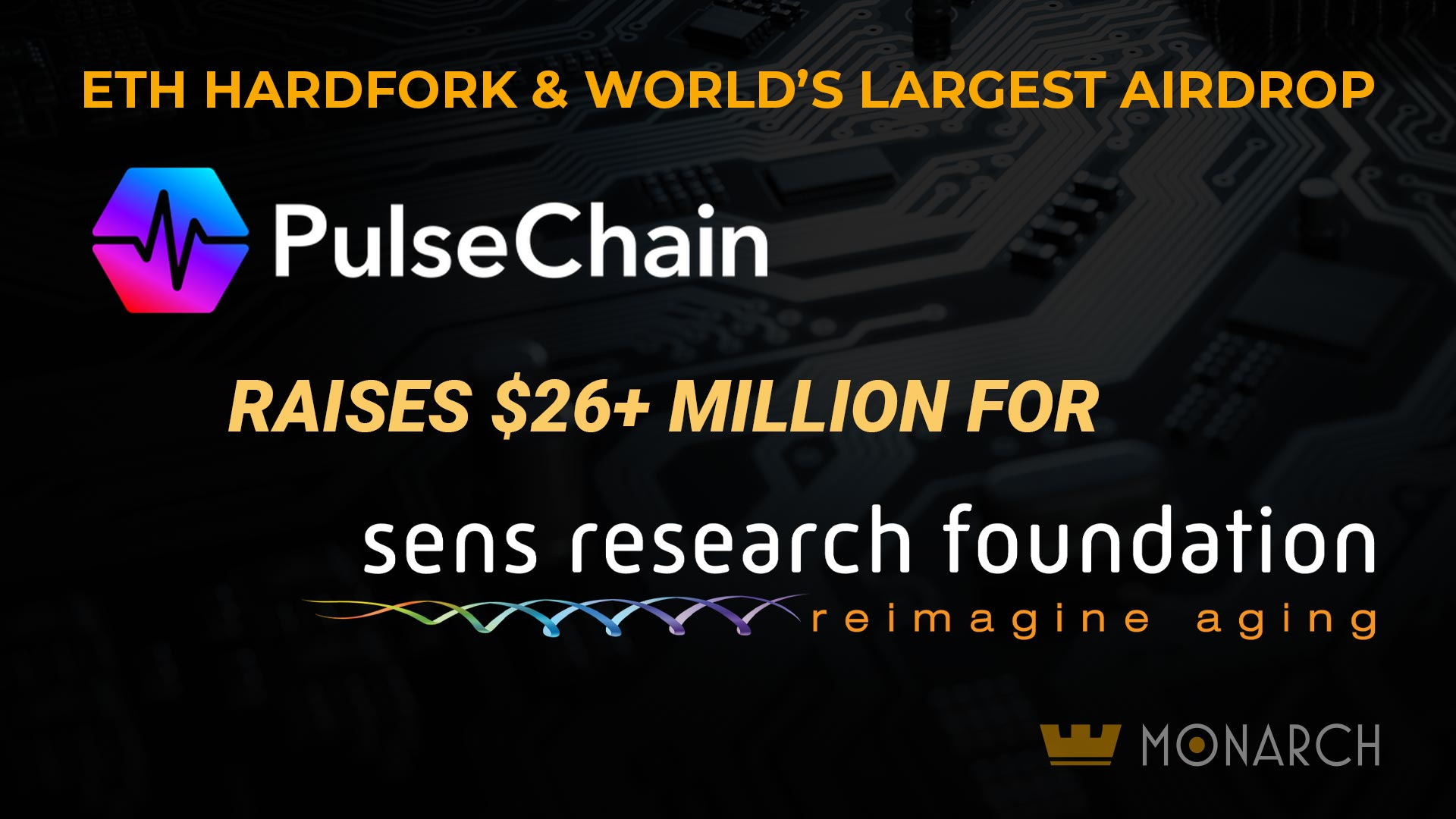 Ethereum Hard-Fork—PulseChain Raises $26M+ In First 5 Days of Launch